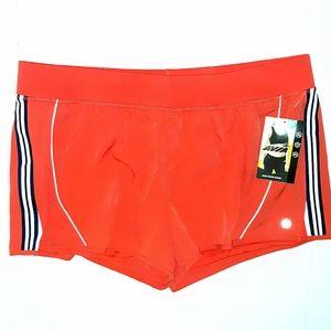 NWT AVIA plus Size XL 16-18 Athletic Run Shorts